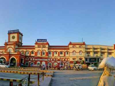 Gorakhpur Junction Panorama