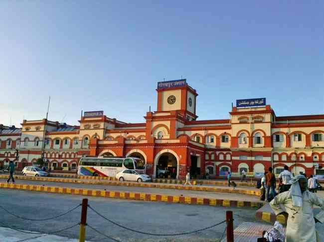 Gorakhpur Junction