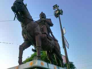 Maharana Pratap Statue
