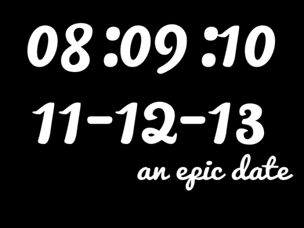 08 – 09-10 of 11-12-13