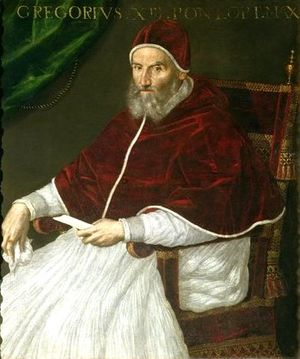 px Gregory XIII