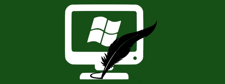 blogging windows