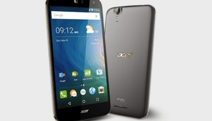Acer's Feature Smartphone Liquid Z630s Is A True Power House