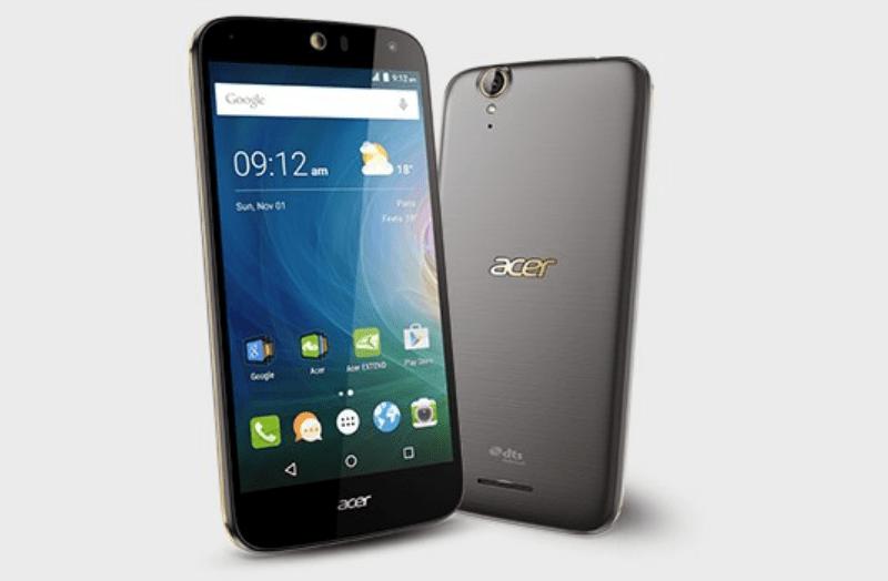 acer z630s liquid smartphone
