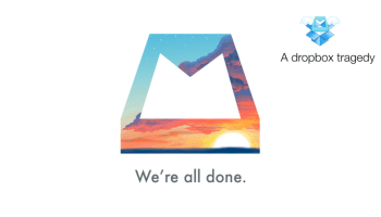 a dropbox tragedy with mailbox