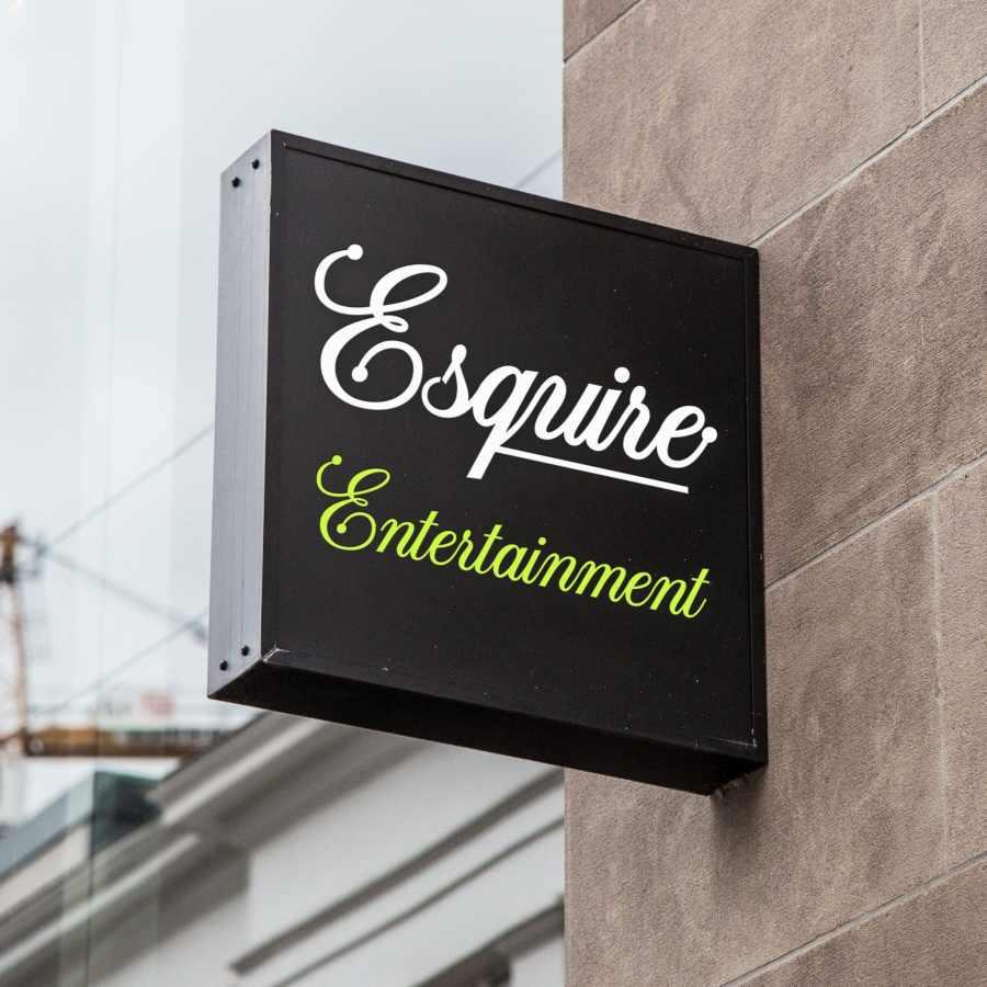 esquire entertainment