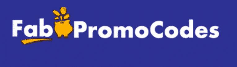fabpromocodes logo png