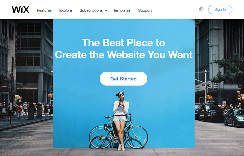 The Top 10 Best Free Website Builders for You 12