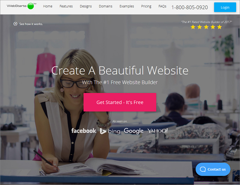 The Top 10 Best Free Website Builders for You 20