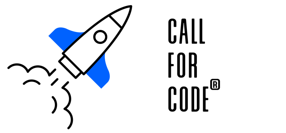 Call for Code Graphic