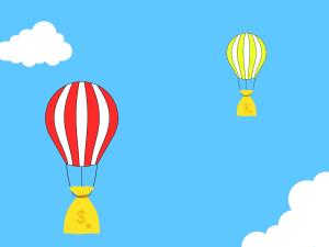 air ballon 3890914
