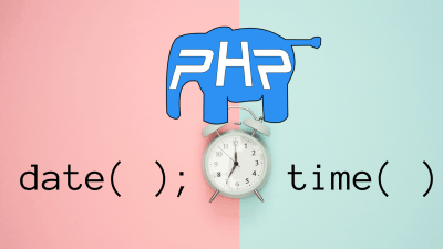 date and time functions in php 1