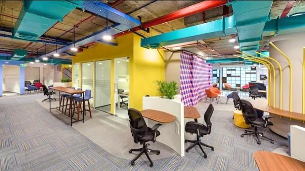Coworking Spaces 4