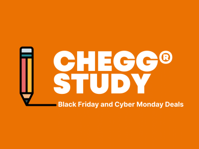 Chegg Study Black Friday 2020 Deals and Reviews