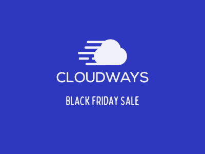 Cloudways Black Friday Deals and Coupon Codes