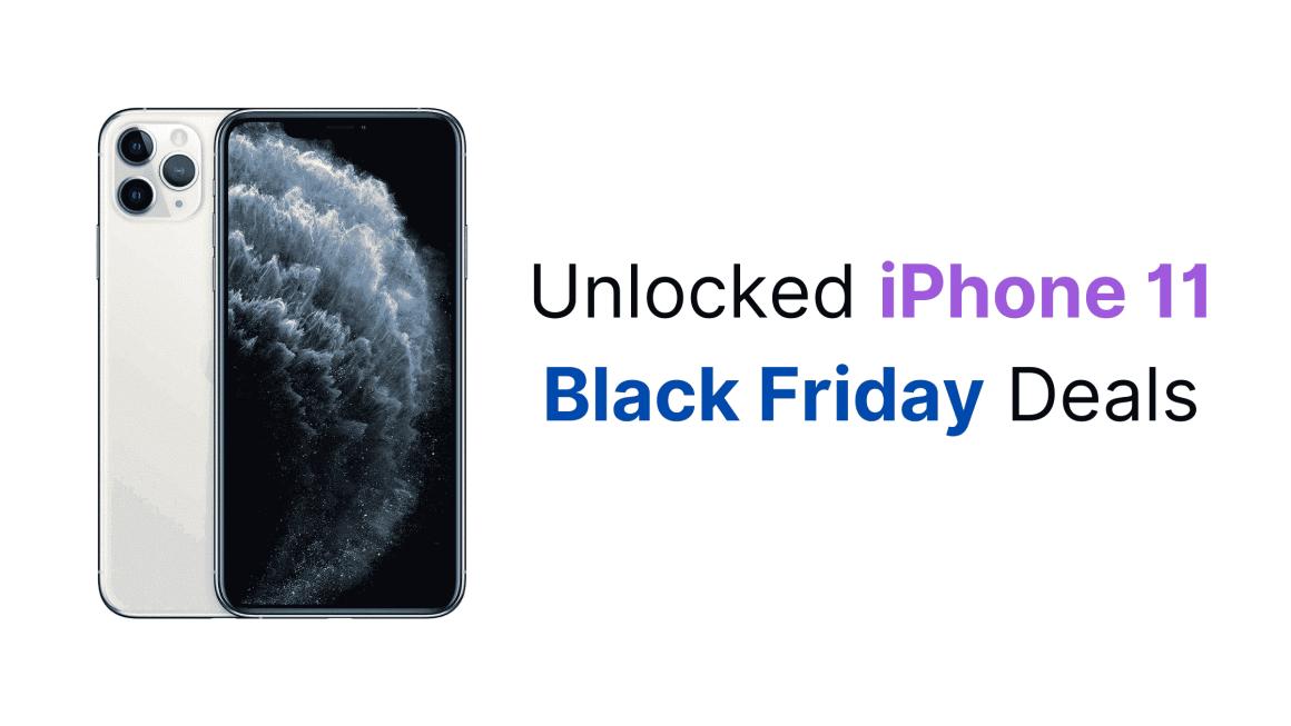 iphone 11 black friday