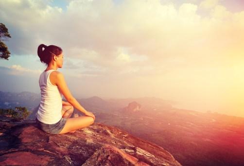 Deshazte del estrés y la ansiedad con meditación con mantras