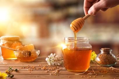 Propiedades curativas y valores nutricionales de la miel