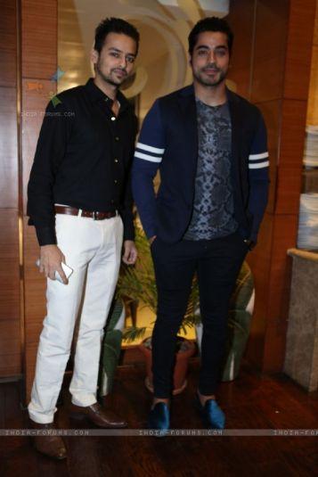 Varunn and Gautam India-Forums.com 10th Anniversary Party