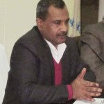 मुख्य विकास अधिकारी उदय राज सिंह