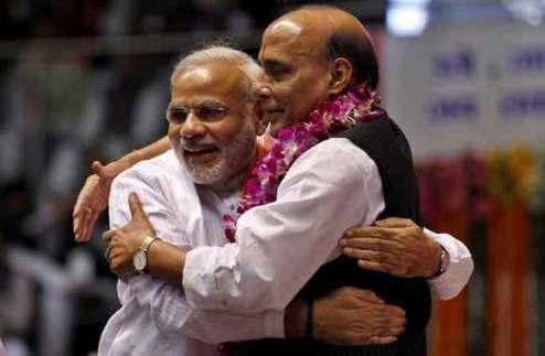 नरेंद्र मोदी बनारस और राजनाथ सिंह लखनऊ से लड़ेंगे चुनाव