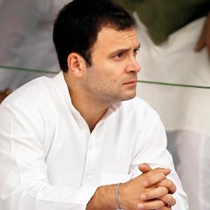 कांग्रेस महासचिव राहुल गांधी