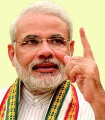 प्रधानमन्त्री नरेंद्र मोदी