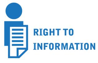 आर.टी.आई. कार्यकर्ता द्वारा रुपये मांगने पर जांच के आदेश