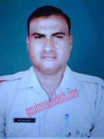 यौन शोषण के आरोपी सिपाही वीरपाल सिंह यादव की गिरफ्तारी