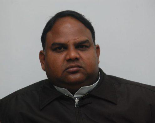 सपा विधायक आशुतोष मौर्य उर्फ़ राजू