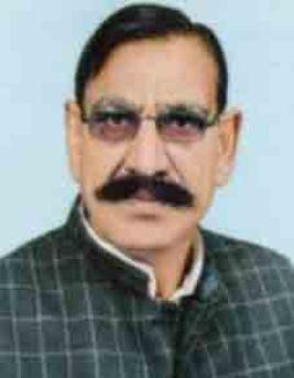नवनियुक्त ग्राम्य विकास राज्यमंत्री ओमकार सिंह यादव