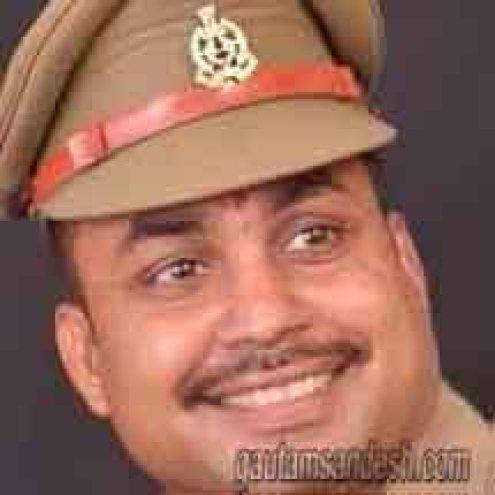सब-इंस्पेक्टर अश्वनी कुमार सिंह