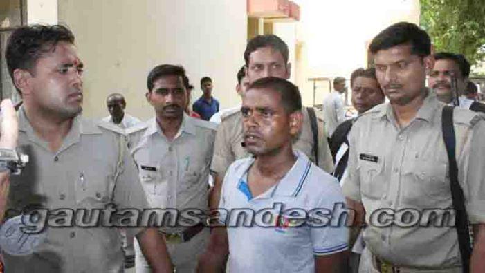 सब-इंस्पेक्टर के घायल हत्यारे की मौत, दबाव से पुलिस त्रस्त