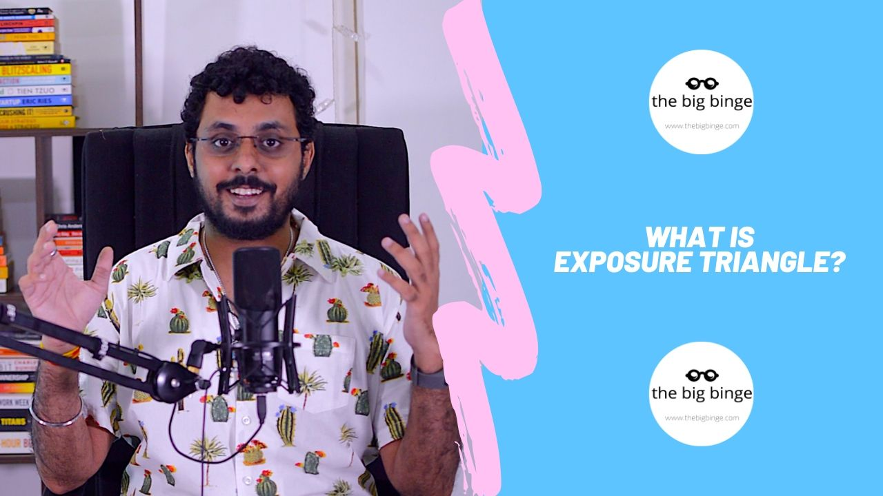 What is exposure triangle?