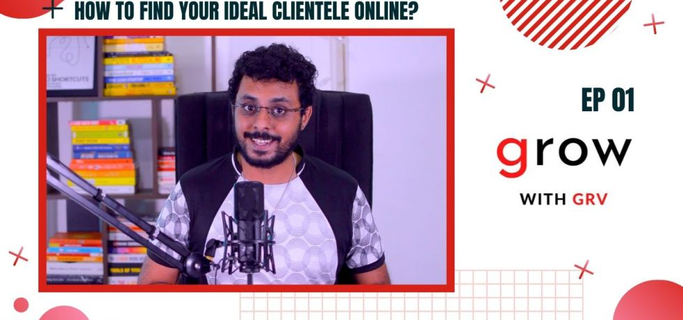 how to find ideal clients online