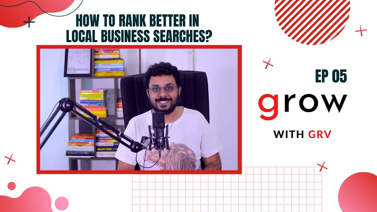 How to rank better in local business searches