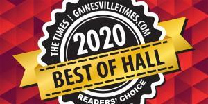 best of hall logo