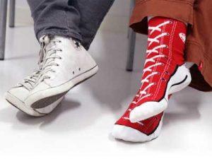 sneaker-socks