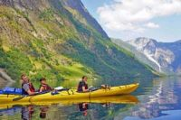 2 Dagers Tur i Kajakk på Voss - Opplevelsesgave Image