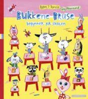 Bok - Bukkene Bruse begynner på skolen Image
