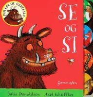 Bok - Min første Gruffalo: Se og si Image