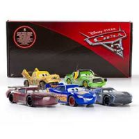 Disney Cars 3, Die-Cast Cars, 5-pack, Exclusive Image