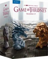 Game of Thrones - Sesong 1-7 (Blu-ray) Image