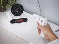 Gun Alarm Clock Image