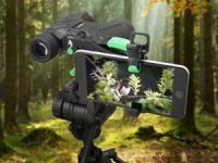 Smarttelefonadapter for kikkert Image