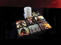 Star Wars Coaster - Drinkunderlegg med 3D-motiver Image