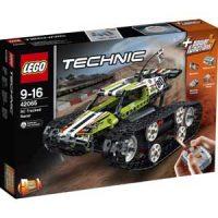 Teknikk-lego, Fjernstyrt beltekjøretøy Image