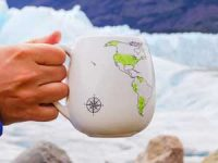 World Mug – fargelegg verdenskartet ditt Image