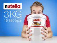 En Bøtte Med Nutella Image