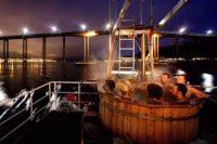 Fjordcruise, spa & middag på Vulkana - Opplevelsesgave Image